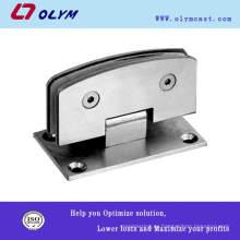 Высокое качество OEM нержавеющей стали стеклянный дверной зажим 304 прецизионные отливки