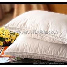 blanc confortable compagnie aérienne ou hôtel beding oreiller