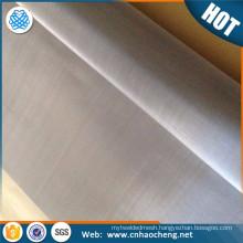 Nichrome alloy Inconel 625 wire mesh / Inconel 600 wire cloth/ Inconel 601 wire screen