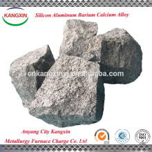Preço De Alumínio De Bário De Silicone Ferro Cálcio / Sialbaca