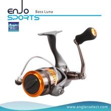 Angler Select Bass Luna Extreme Leichtgewicht Bass Angeln Spinnrolle Salz & Süßwasser Hpb Kugellager Angelrolle