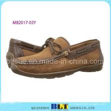 Alta qualidade impermeável homens barco sapatos
