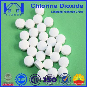 10049-04-4 Tablette à dioxyde de chlore à haute qualité