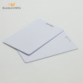 CR80 PVC NFC RFID Carte avec perforation