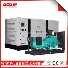 570kw / 713kva generator set genset price with cummins KTA38-G1