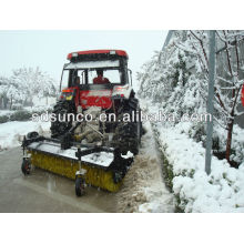 Tractor rear 3-point linking Snow Sweeper