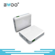 Banco de energía portátil dual USB para Smart Mobile