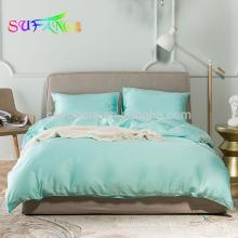 Juego de cama 100% de bambú / materia textil casera de bambú con precio de fábrica