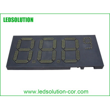 7 Segment grüne Farbe LED Gas Preis Wechsler