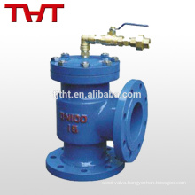 angle type hadraulic prssure water level float control valve
