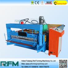 Wellblech-Walzenformmaschine mit plc-Steuerung