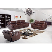 Home Sofa with Brown Color Electric Recliner Sofa Sets