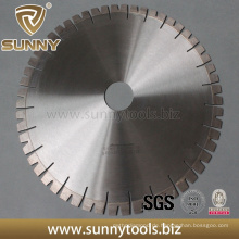 Professionelle Granit Schneid Diamantklinge mit Silent Core