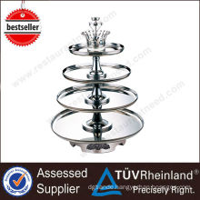 Hot Sale Kitchen Equipment Professional Large Chocolate Fountain Sale