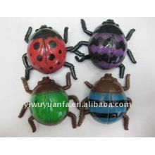 Nueva bola del agua del apretón del escarabajo del diseño