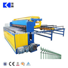 Fully Automatic Steel Wire Fence Mesh Welding Machine In Panel