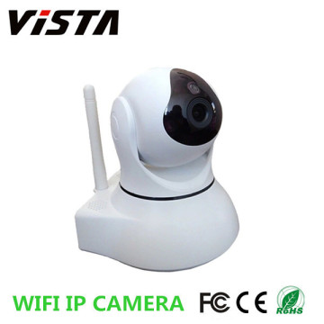 Wifi Wireles 720p Smart Ptz Ip caméra deux voies Audio