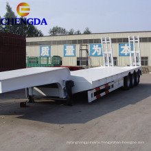 Hydraulic Air Suspension Low Bed Trailer