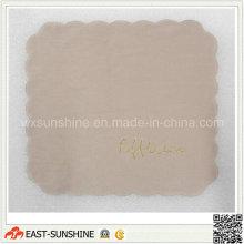 Замша высокого качества небольшая ткань для чистки (DH-MC0278)
