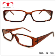 Unisex Plastic Reading Glasses with Metal Inside (WRP508322)