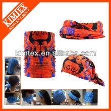 Tubular printed cheap custom elastic headbands
