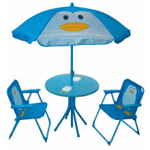 Kids portable folding garden table and chair sets,kid furniture
