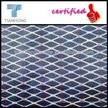 32s penteada algodão popeline de cheques/manta com impressão reactiva quente-vende na Coreia personalizada para ELAND