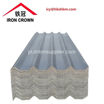 MGO Roofingsheet Better Than Corrugated Metal Roofing Sheets