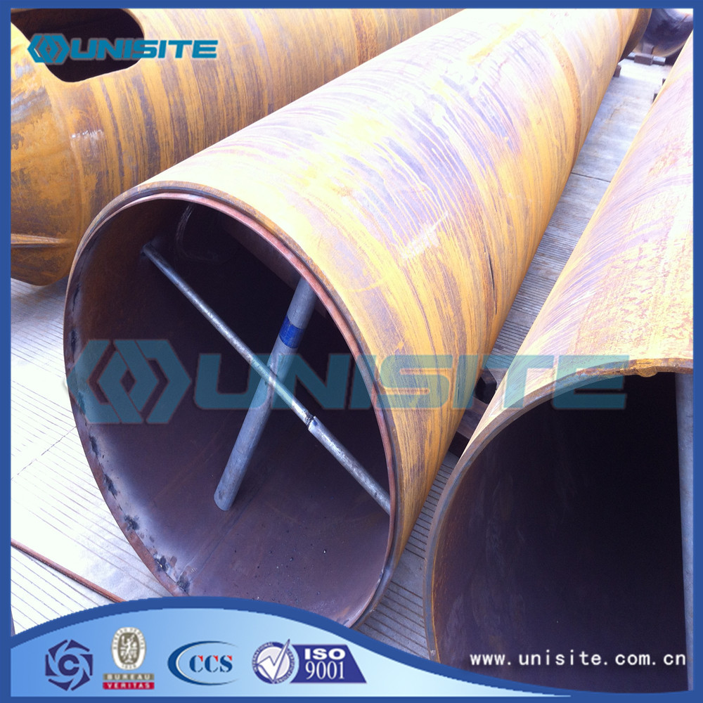 Custom Steel Piling Pipe Price