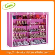 Gabinete de zapatos rosa (RMB)