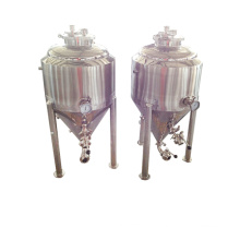 Нержавеющая сталь Ферментационный резервуар для пива для домашнего пивоварения