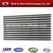Hersteller von Aluminium-Platten-Typ Ladeluftkühler
