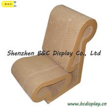 Atacado Cadeiras de papel / Mobiliário de papelão / papelão com SGS (B & C-F011)