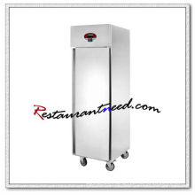 R137 1 Door Static Cooling/Fancoolin Tray Refrigerator/Freezer