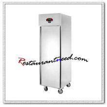 R137 1 Door Static Cooling/Fancoolin Tray Refrigerator/Freezer