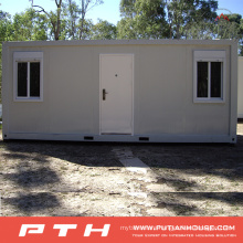 Modular Container House as Prefabricated Living Home