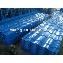 pre-painted corrugated steel roof sheet