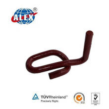 Vertical Elastic Clip for Railway Fastening