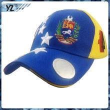 Top Quality Embroidered Promotion Custom beer bottle opener hat MOQ 50