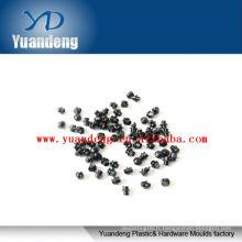 Boulon hexagonal en oxyde noir haute précision personnalisé