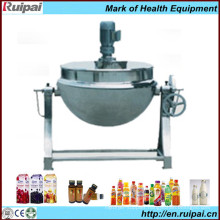 Jcg Double-Layered Cauldron for Fruit Processing Industry