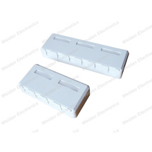 4-6 Port Surface Mount Box