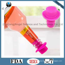 Wholesale Silicone Cork for Wine Bottle Stopper Sk27
