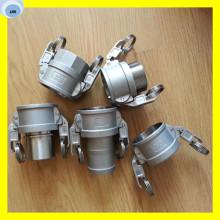Camlock Quick Coupling in Materials Aluminium Brass or Ss