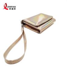 Cartera de diseño para billetera con bolsillo para monedas