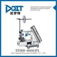 Precio de DT008-06064P de la máquina de coser del smocking decorativo de 12 agujas para la venta
