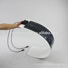 Marine flexibles Solarpanel für Boot