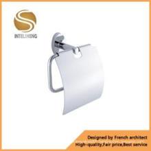 Stainless Steel Bathroom Mixer Toilet Paper Holder (AOM-8108)