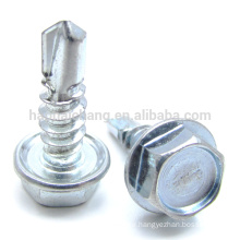 Small M2 Thread Stainless Steel sus303 hexagonal Welding Screws