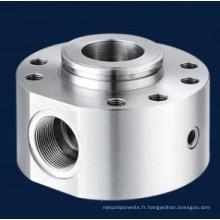 Piston d'usinage CNC pour machine hydraulique
